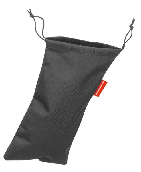 Tasche für faltbare Reisestöcke schwarz