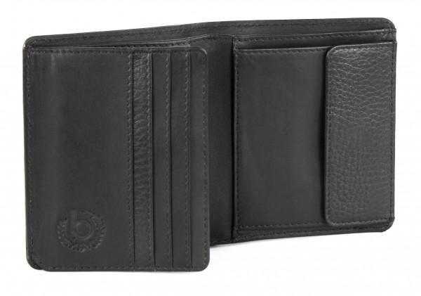 Bugatti Pregio Kombibörse, klein / Coin Wallet, small 8 CC