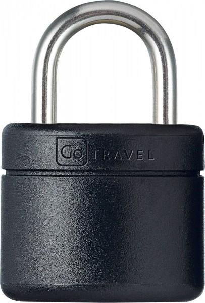 Travel Locks Gepäckschloss schwarz