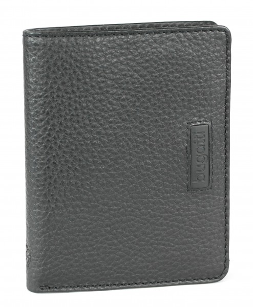 Bugatti Pregio Kreditkartenbörse (12 CC) schwarz