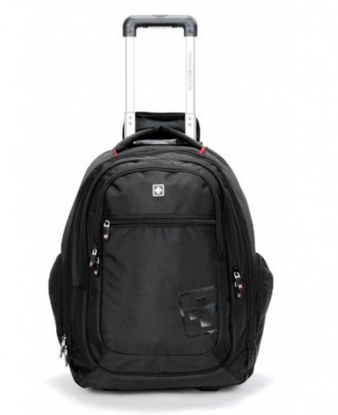 Swiss Bags The Traveller Rolling Backpack