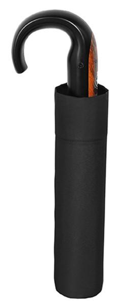 doppler Taschenschirm Fiber Big Automatic Rundhakengriff